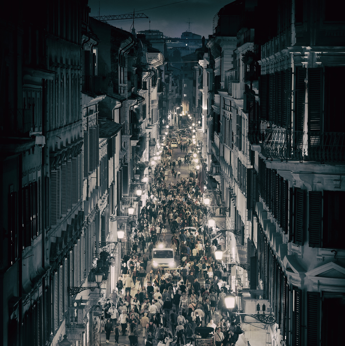 eternal city – the living dead