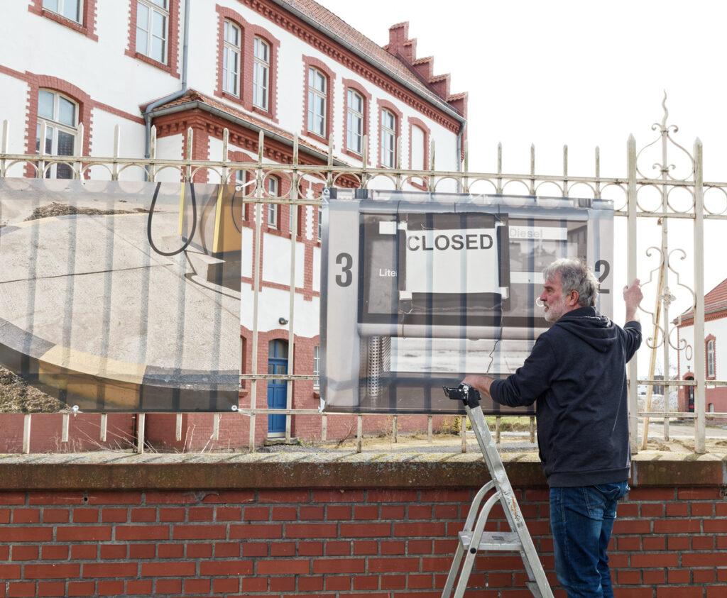 Fotoausstellung: Alanbrooke Kaserne!