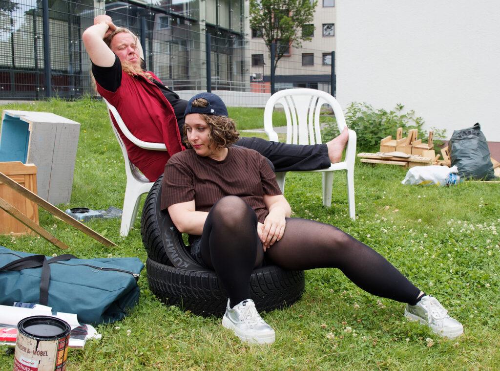 "Tatort Paderborn: ""Locktown""                          ;-)"